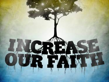 increaseourfaith