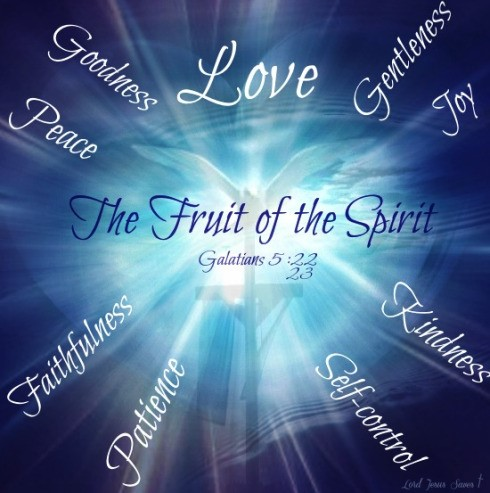 Fruit of the Spirit 1