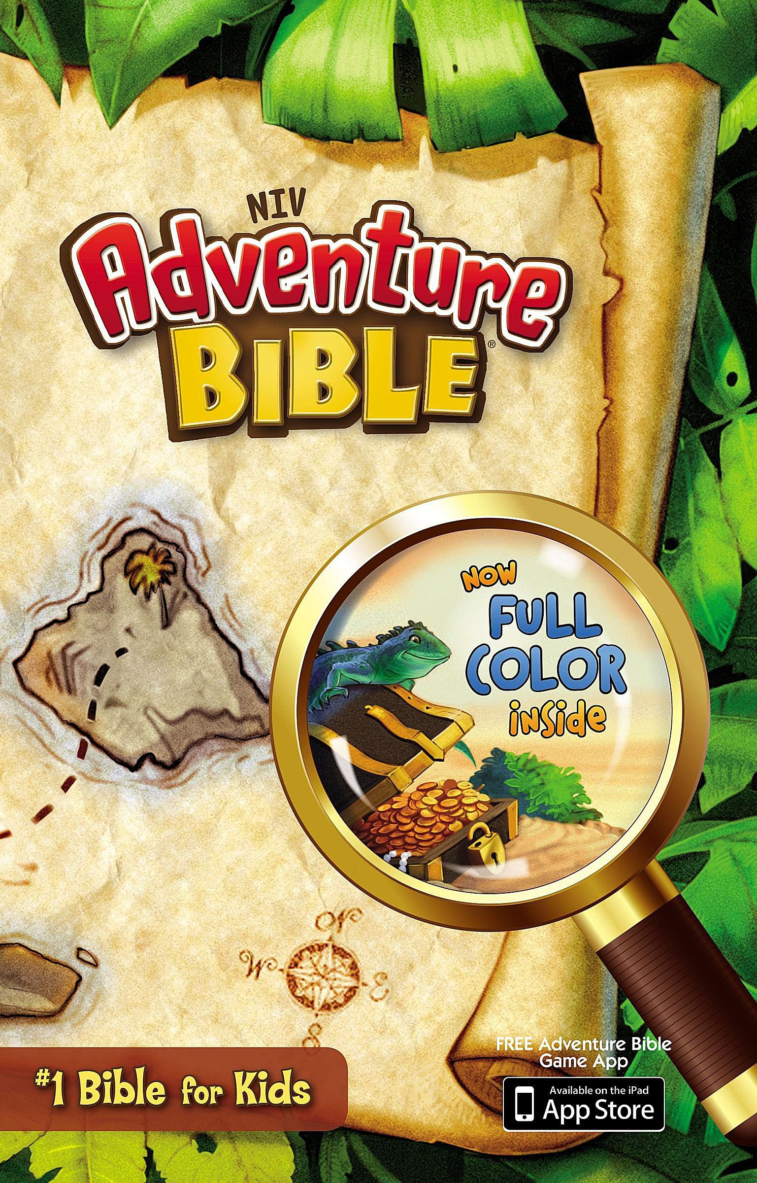 Bible-Ages 8-12