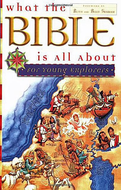 Bible Ages 8-12