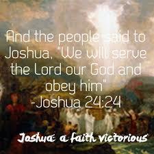 Joshua 24 24
